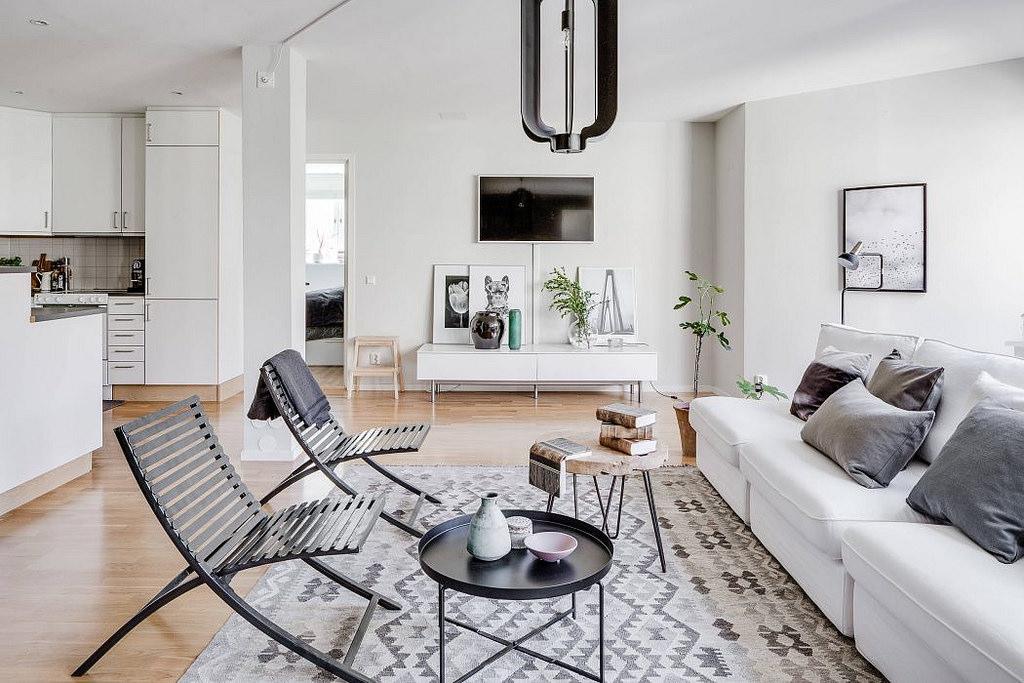 Scandinavische-woonkamer-inrichting