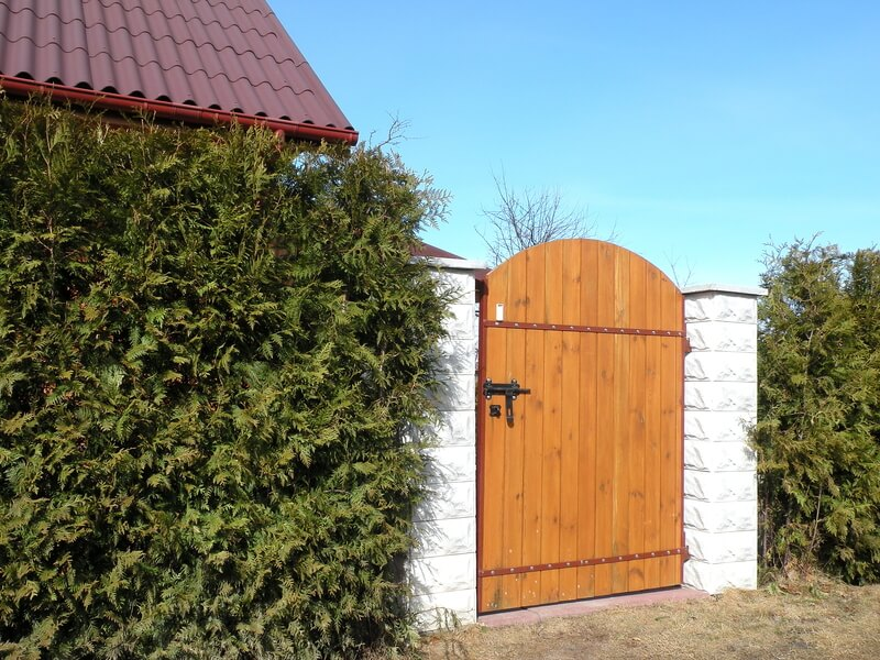 houten-poort