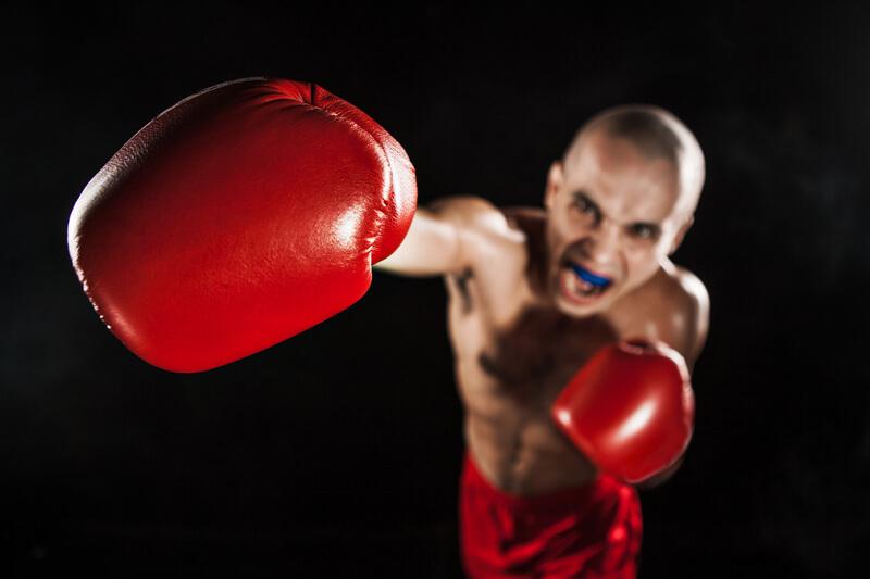 kickbox-bitje