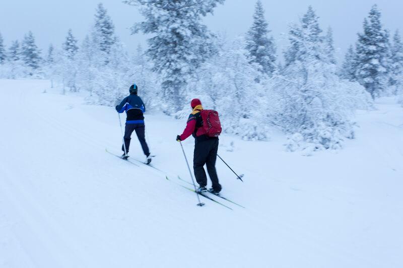 wintersport-Lapland