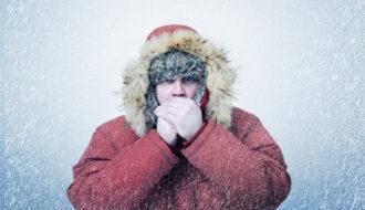 kleden tegen de kou