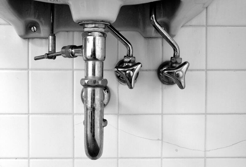 ontkalken waterleiding