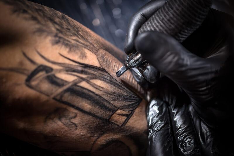 tattoo verzorging